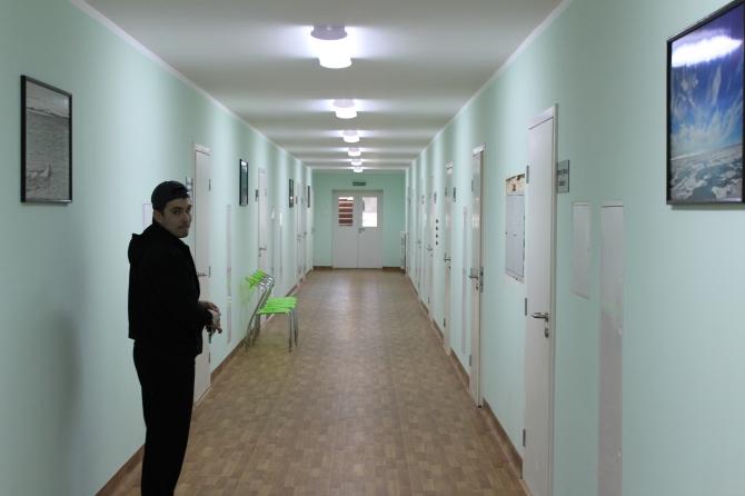 The people of Svalbard: Alexy, dentist (Maureen)